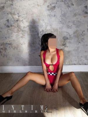 индивидуалка проститутка КРИСТИНА, 22, Челябинск