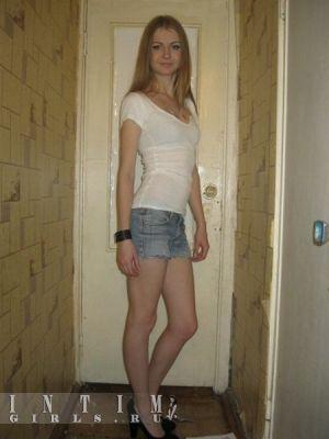 индивидуалка проститутка Олеся, 21, Челябинск