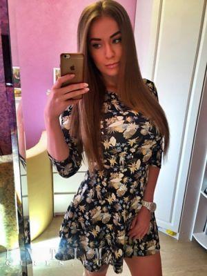 индивидуалка проститутка Альфия, 23, Челябинск