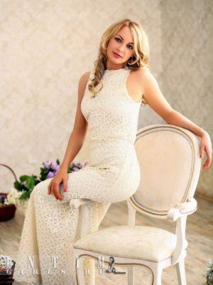 индивидуалка проститутка Альбина, 27, Челябинск